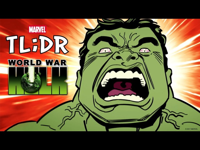 World War Hulk in 3 Minutes Marvel TL DR