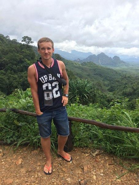Денис Мироненко, Phuket, Таиланд