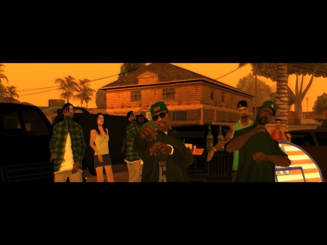 Welcome to San Andreas (GTA San Andreas main theme)