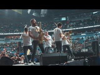 Brevis Brass Band - WWW Leningrad (Ленинград cover)  live