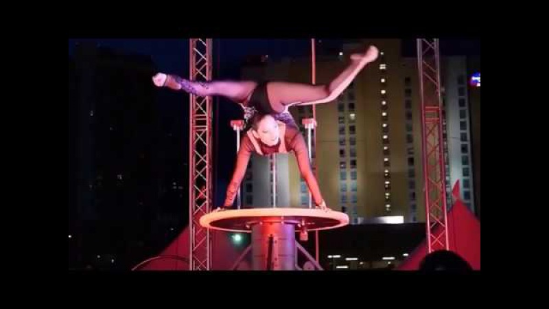 Contortion Variety show Subscribe Like Thanks