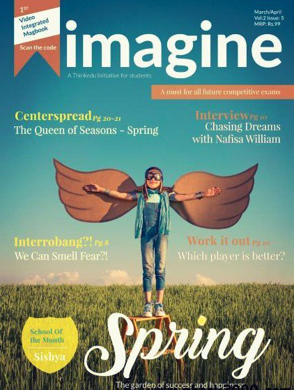 Imagine Magazine MarchApril 2017