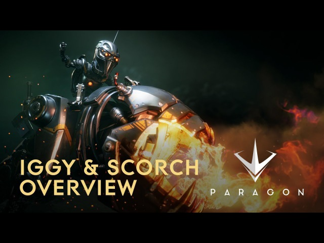Paragon New Iggy Scorch Overview