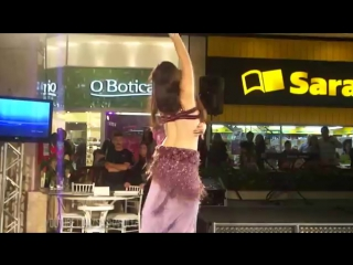 Sasha Holtz - 10° Semana da Noiva _ dança do ventre _ belly dance 720