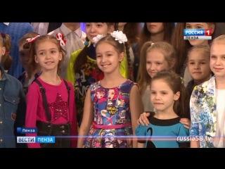 Алина Оськина стала финалистом вокального телешоу «Край талантов»