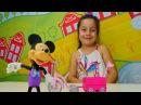 Oyuncak Kraliyeti - kız erkek çocuk oyuncakları/oyunları. Dila Nisa, Minie Mouse ve güneş çarpması