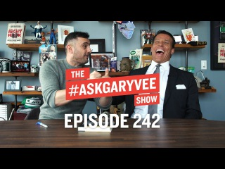 Tony Robbins, Unshakeable, Gratitude Focusing on Your Steak AskGaryVee 242