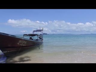 Мммм Таиланд, сказочный пляж на о. Яу-Яй