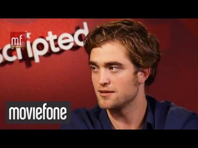 'Twilight' Unscripted Kristen Stewart Robert Pattinson Stephenie Meyer