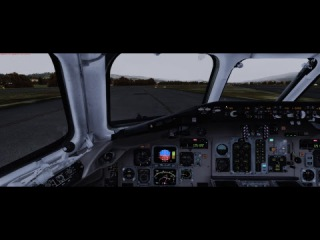 (P3D V4) Beta Testing New Fly the Maddog MD82 (Spanish Voice)