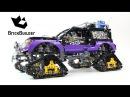 Lego Technic 42069 Extreme Adventure Lego Speed build
