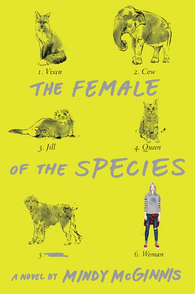Mindy McGinnis - The Female of the Species