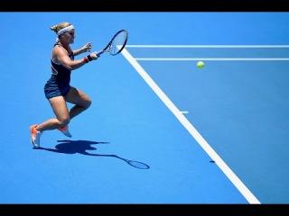 2017 Apia International Sydney First Round | Dominika Cibulkova vs Laura Siegmund | WTA Highlights