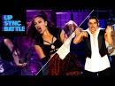 Wilmer Valderrama Everybody Backstreets Back vs Gina Rodriguez Free Your Mind Lip Sync Battle