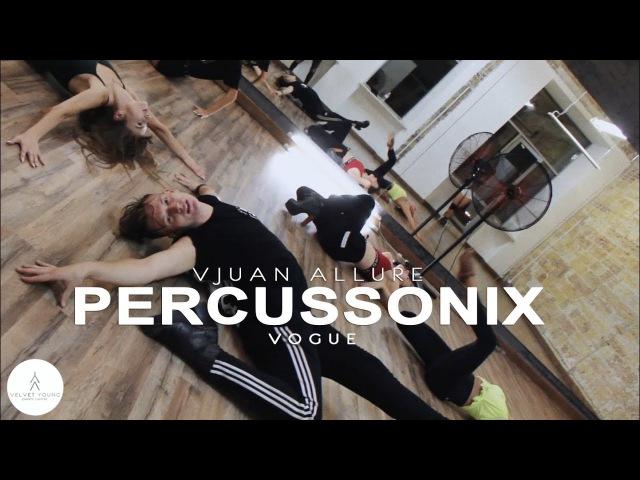 Dance Intensive 18 Vjuan Allure Percussonix vogue by Artemiy Lazarev VELVET YOUNG DANCE CENTRE