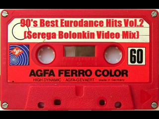 90's best eurodance hits (serega bolonkin video mix)