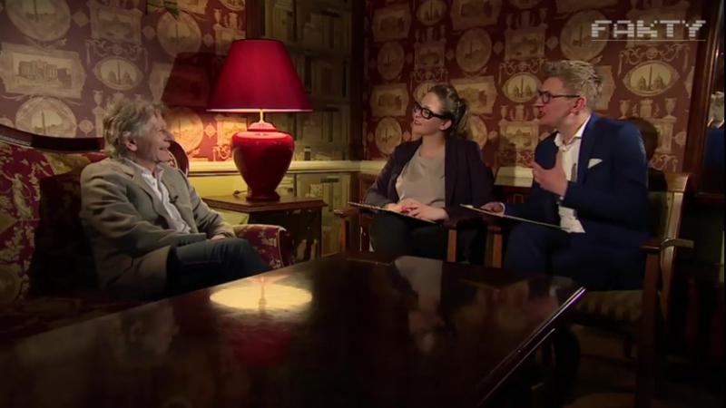 """Roman Polański w wywiadzie dla """"Faktów"""". """"Za czym tęsknię w Polsce Za bliskimi ludźmi, których coraz mniej"""" (2016)"""