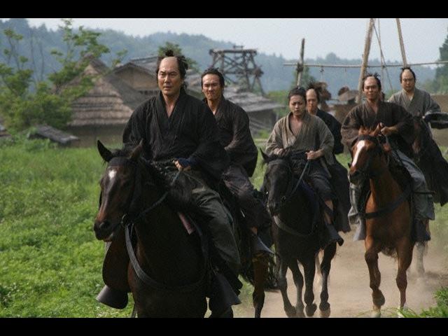«13 убийц» (Jûsan-nin no shikaku, 2010)