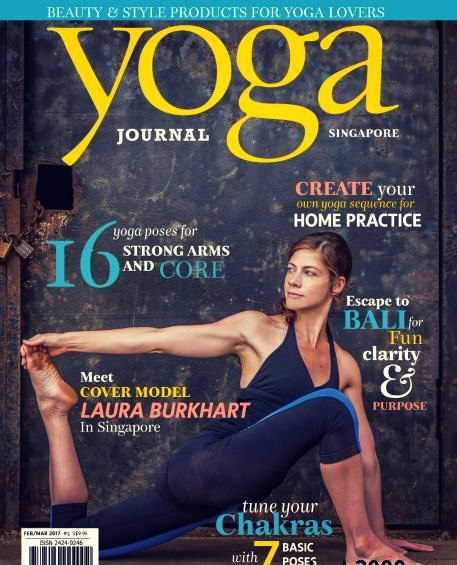 Yoga Journal Singapore FebruaryMarch 2017