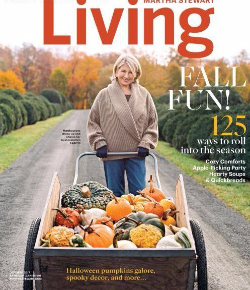Martha Stewart Living October 2017