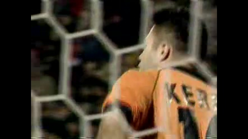 2004 - 2005 Sezonu - Samsunspor-Beşiktaş dakika 71 gol Tümer Metin