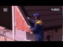 Видео инструкция по монтажу ветровой планки торцевой на металлочерепицу и про