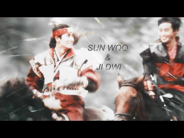 SUN WOO JI DWI ✘ PASSING【화랑 】