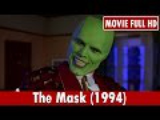 The Mask (1994) Movie **  Jim Carrey, Cameron Diaz, Peter Riegert