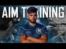 CS:GO | ScreaM AIM training (aim_ak47 aim_usp)