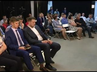 Сергей Левченко стал гостем первого телевизионного выпуска Клуба Публичной Политики. Часть вторая