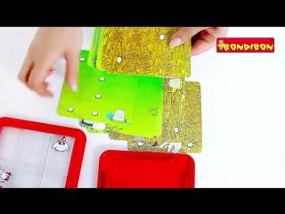 Логическая игра bondibon smart games курочки-наседки