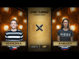 StanCifka vs harleen, StarLadder Hearthstone Ultimate Series