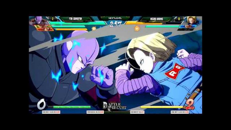 NLBC v 103 Dragon Ball FighterZ Part 6 1080p 60fps TIMESTAMP