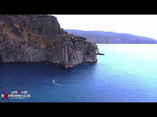 PALINURO visto da un DRONE 4K