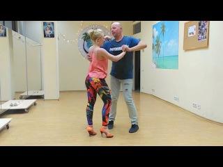 Семба. Semba. Criola Dance Мария Ковтун & Илья Максимов