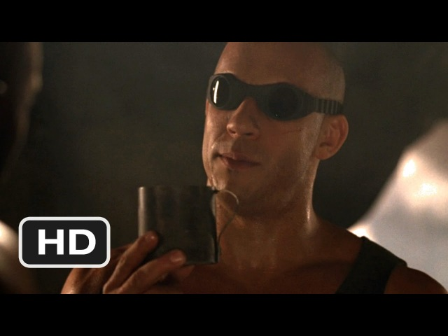 The Chronicles of Riddick Death by Teacup Scene 6 10 Movieclips