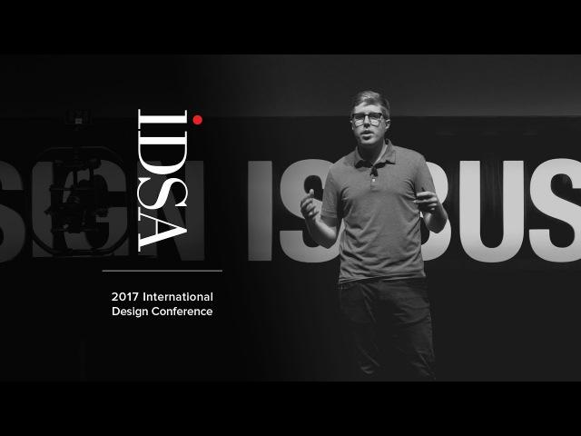 Designing A Creative Culture by Evan MacDonald at IDSA 2017