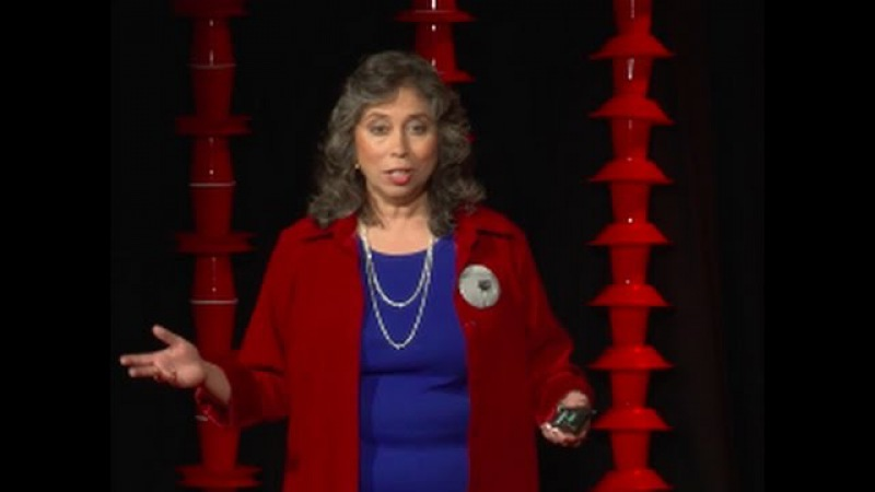 Living on Two Planets Mars Time Nagin Cox TEDxBeaconStreet