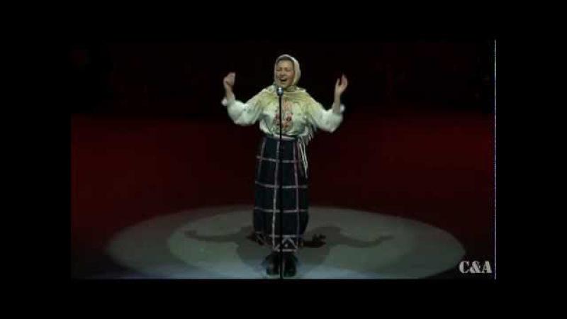 Роза ветров Народный вокал Сухопляс Сабина Манафова