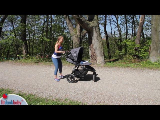 Workout mit Kinderwagen! fitdankbaby® OUTDOOR