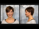 Long to short pixie haircut women | extreme hair makeover | hairstyles 2018 by Alves Bechtholdt