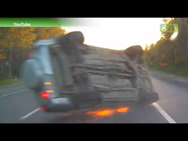 Авария на трассе Нижневартовск Мегион