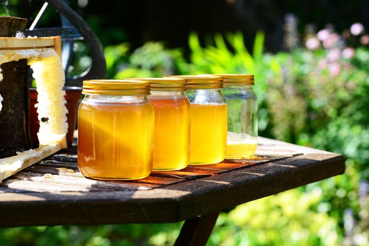 Как хранить мёд?