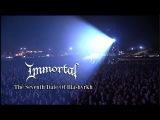 Immortal - The Sun No Longer Rises (Live)