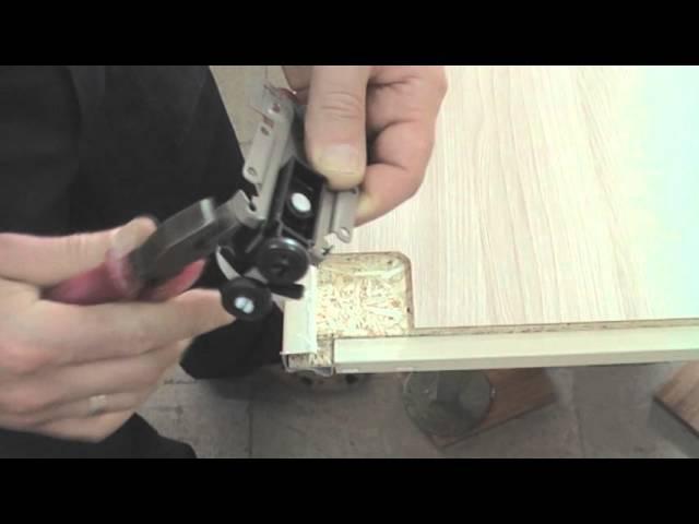 Инструкция по установке дверей Шкафа купе Домашний