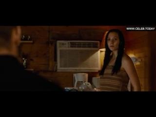 Elizabeth olsen explicit sex scenes big boobs topless oldboy (2013)