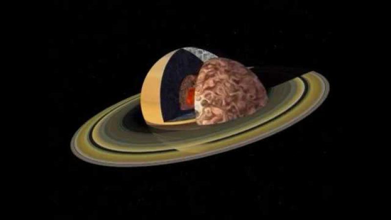 Все тайны космоса: 15 - Сатурн - властелин колец