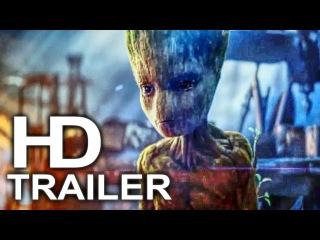 AVENGERS INFINITY WAR Trailer Special Look NEW (2018) Superhero Movie HD