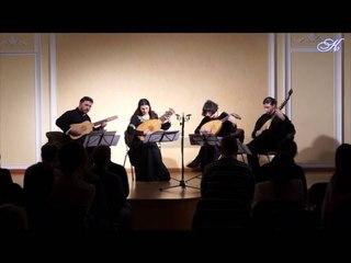 Nicolas Vallet. Lute-quartet.