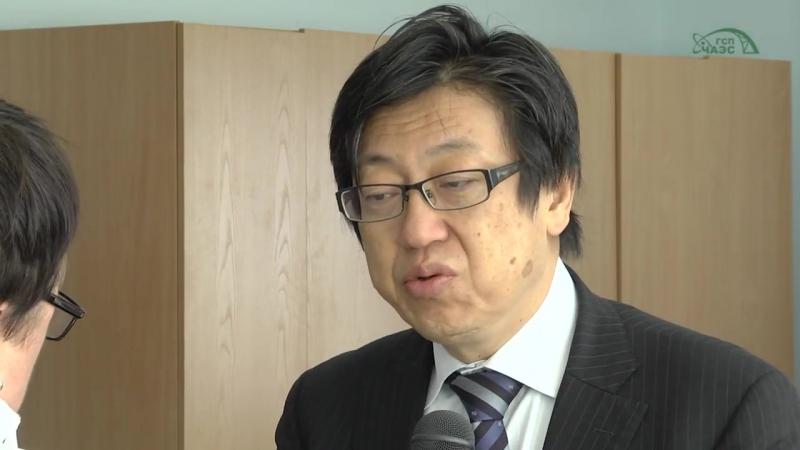 Представители TEPCO на ЧАЭС